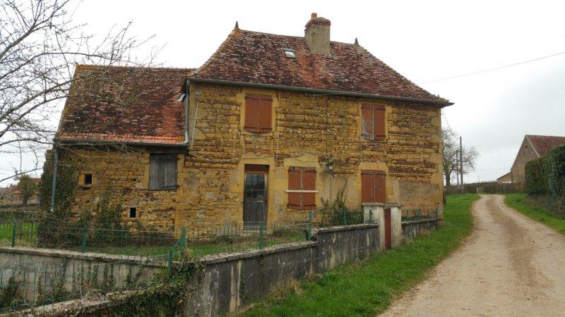 Vente maison brionnaise en pierre restaurer enti rement for Constructeur maison saone et loire